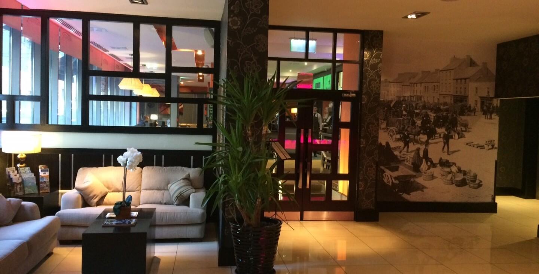 Lobby Fitzwilton Hotel Blog