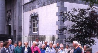 Waterford City Walking Tour 420x400