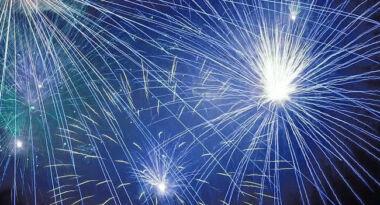New years eve big
